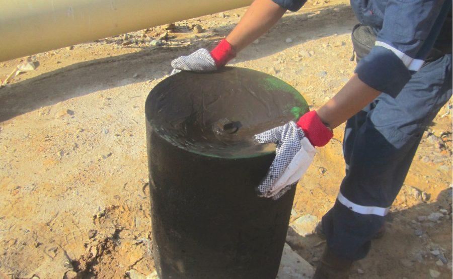 "Survey of 16"" 'Unpiggable' Subsea Pipeline"